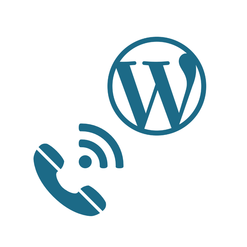 comment contacter wordpress