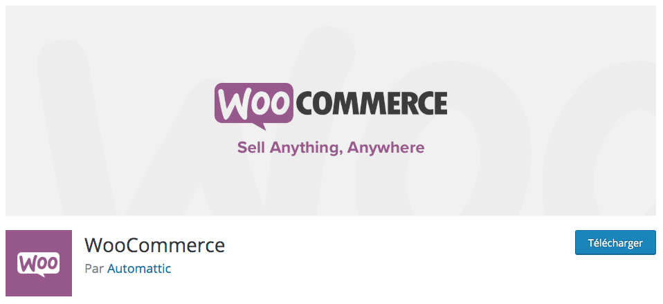 wocommerce wordpress - WordPress VS. WIX : qui choisir pour créer son site Internet ?